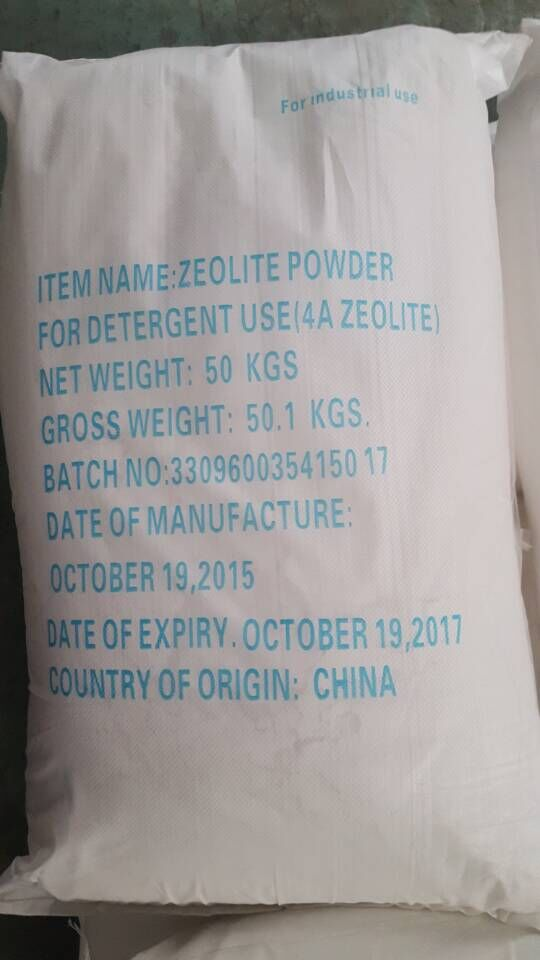 China Manufacture supply good quality of zeolite powder price