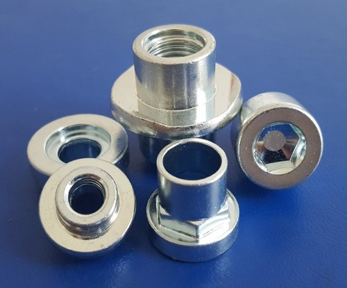 General industrial applications forging, cold forging, cold forming and turning parts
