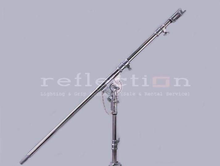 Light Boom Rod