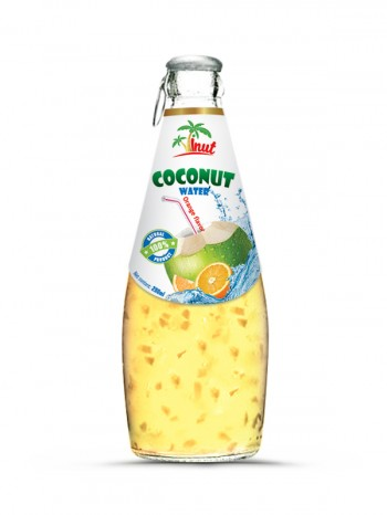 Coconut Water With Orange Flavour
